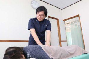 腰痛の対応
